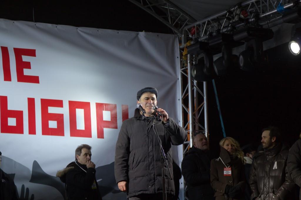 Митинг на Пушкинской площади Гарри Каспаров