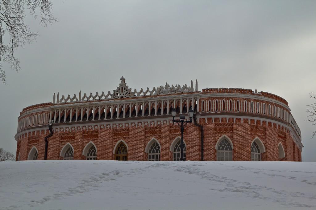 Царицыно - Третий Кавалерский корпус