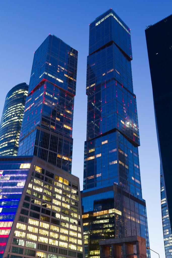 Москва-Сити - Город Столиц