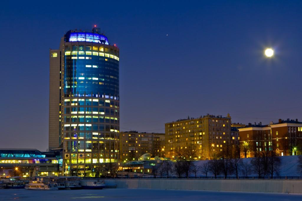 Москва-Сити - Башня 2000