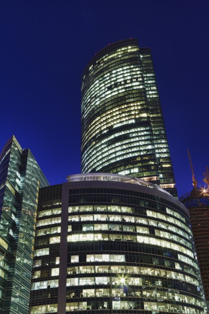 Москва-Сити - Башня на набережной