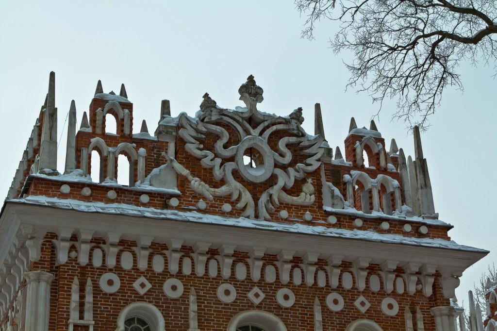 Царицыно - Средний дворец (Оперный Дом)