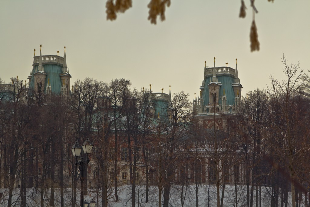 Царицыно - Большой дворец