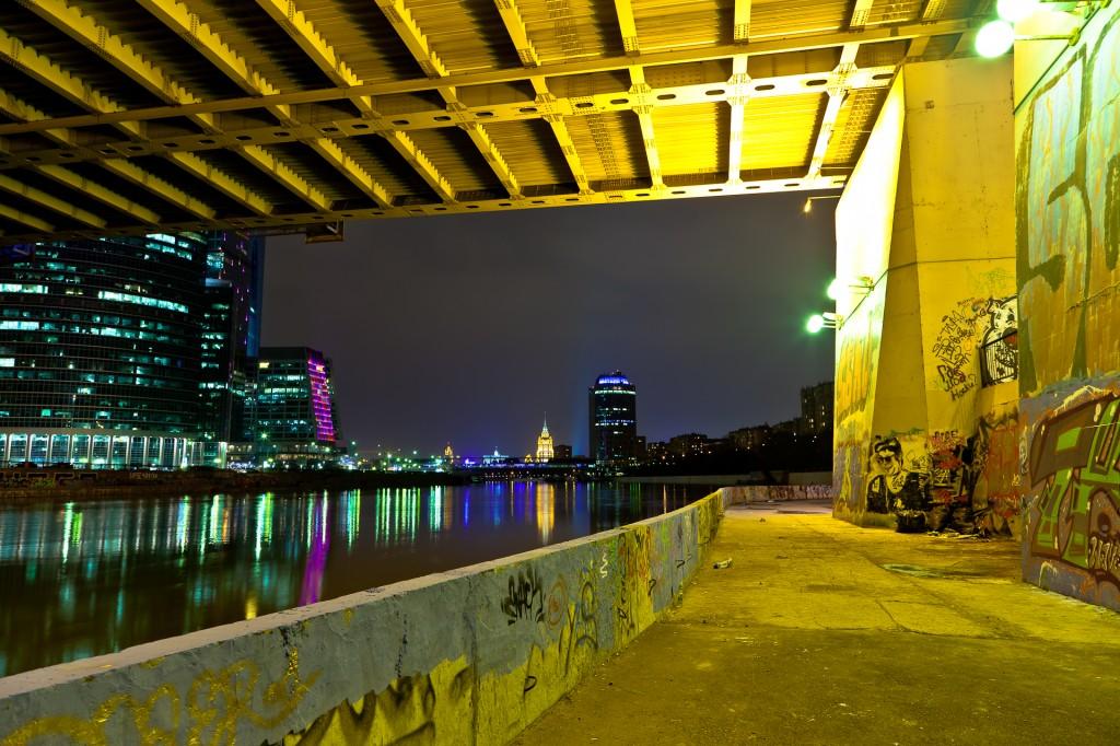 Дорогомиловский автодорожный мост
