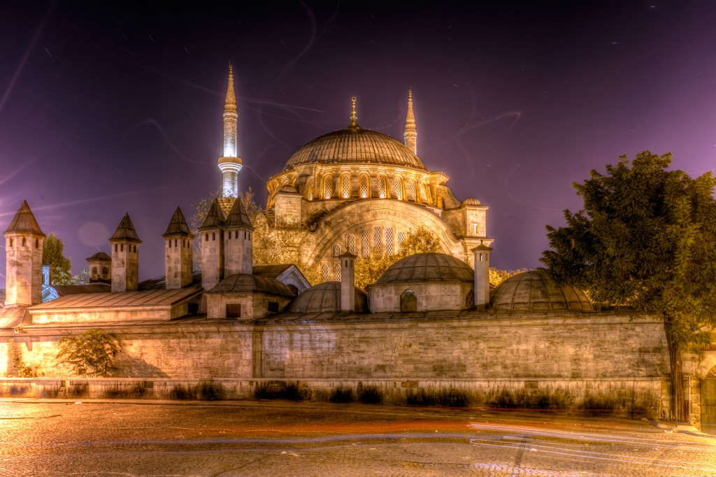 Стамбул - мечеть