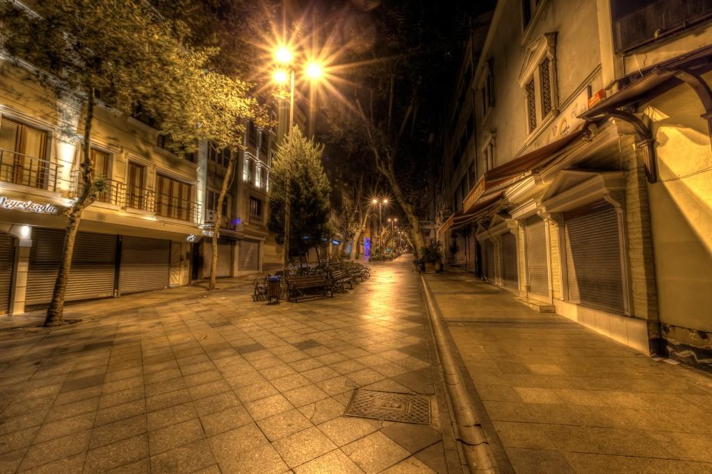Стамбул - улица