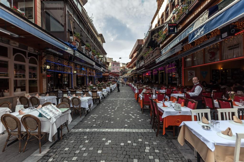Стамбул - улицы