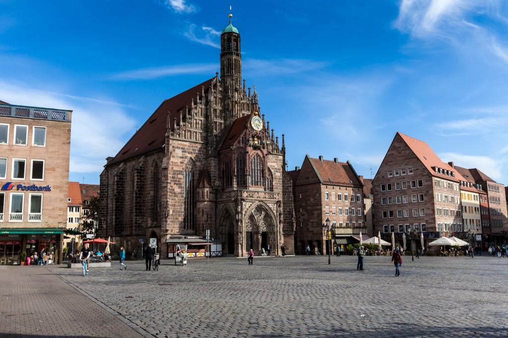 Фрауенкирхе. Frauenkirche