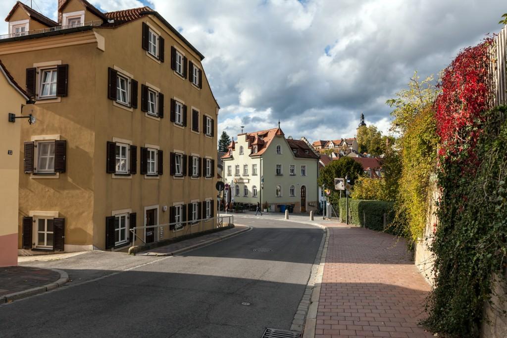 Бамберг. Улицы