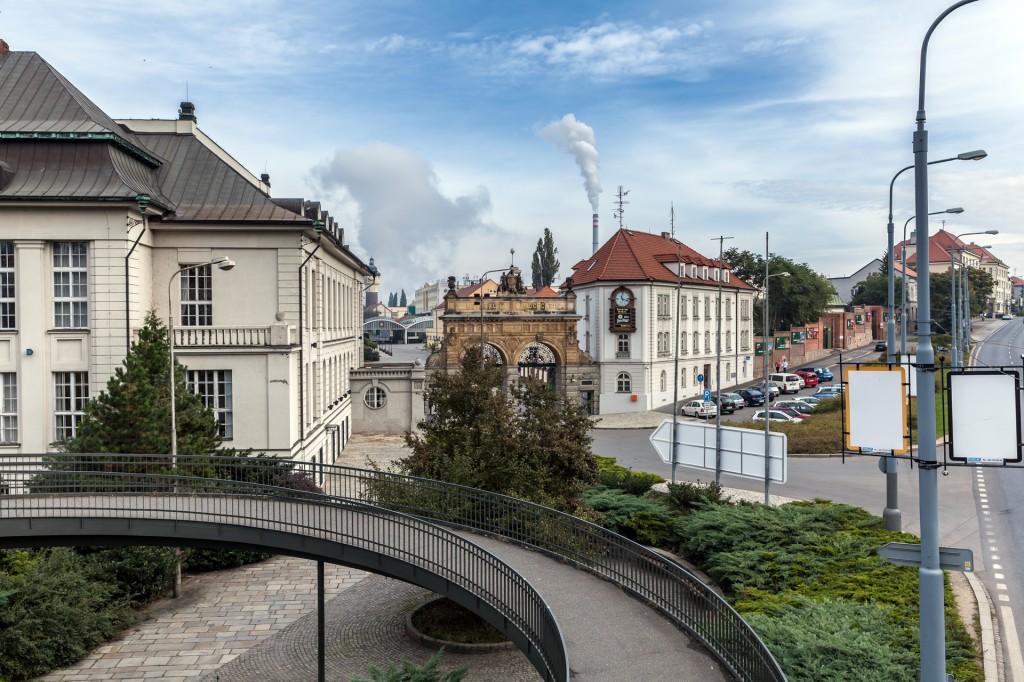 Чехия, Пльзень (Plzeň), Пивоваренный завод Pilsner Urquell
