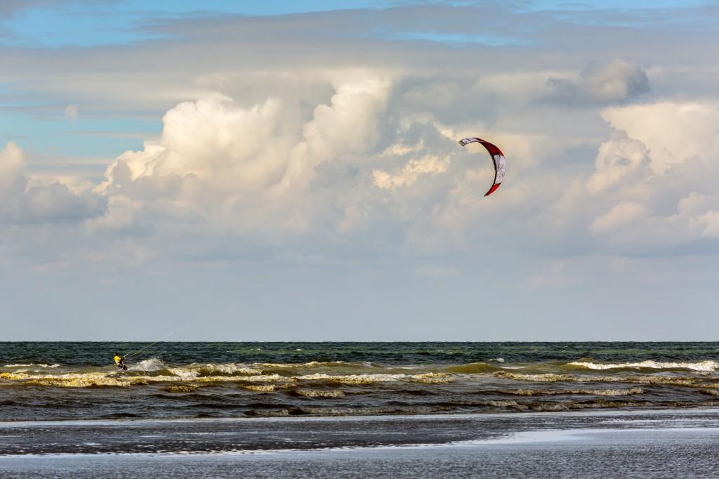Северное море в Де-Панне