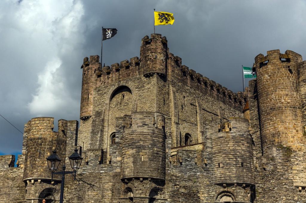 Замок Гравенстин
