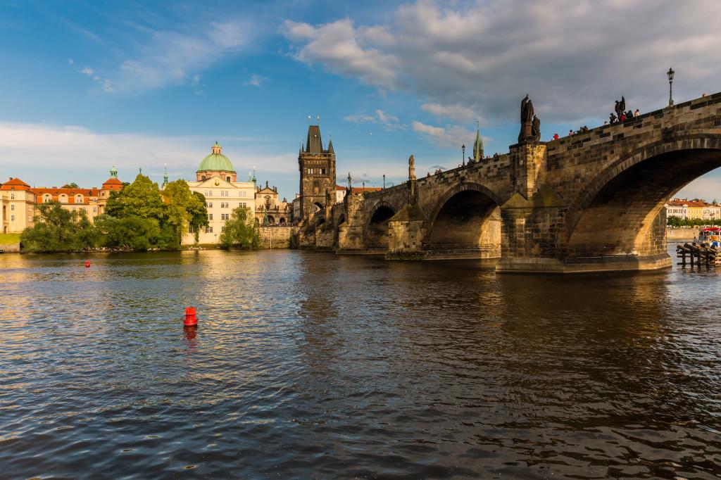 Прага. Влтава