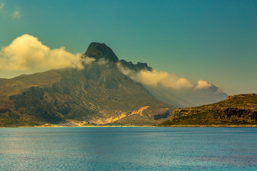 Греция. Остров Грамвуса
