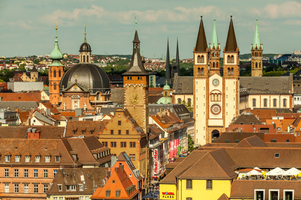 Германия. Вюрцбург